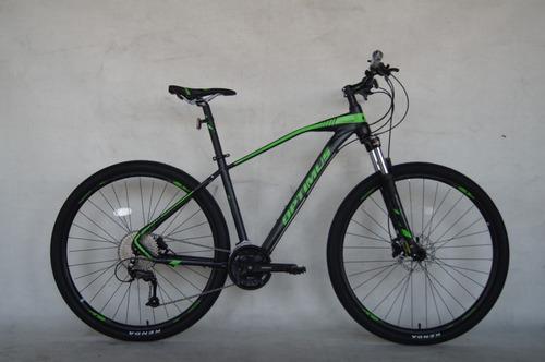 bicicleta optimus tucana 9 vel hidraulica bloqueo remoto