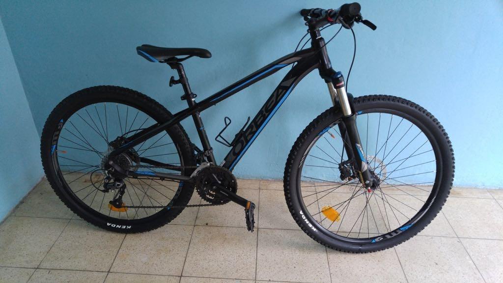 Bicicleta Orbea 27.5 - ¢ 250,000.00 en Mercado Libre