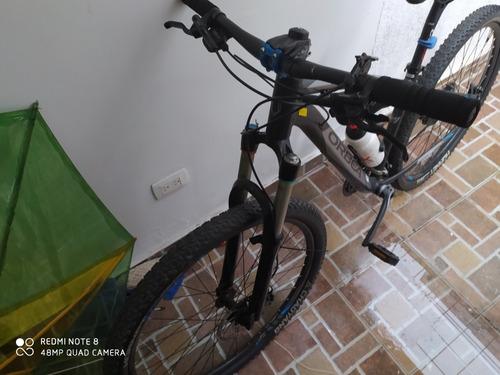 bicicleta orbea 9 velocidades