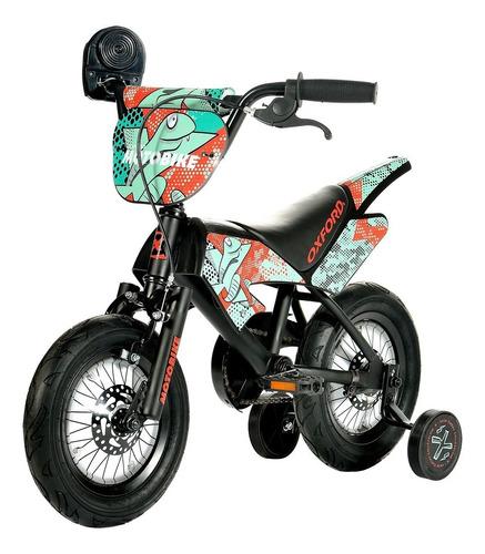bicicleta oxford aro 12  motobike // oxford s.a.