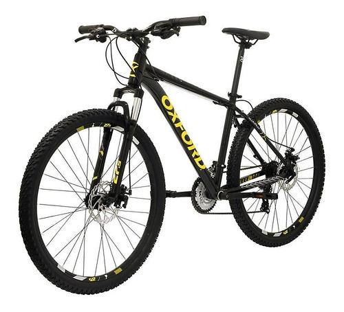 bicicleta oxford rako 27.5 21v