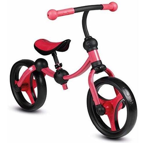 bicicleta para correr smartrike balance 2-en-1 ajustable par