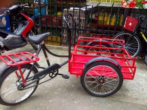 bicicleta para domicilios
