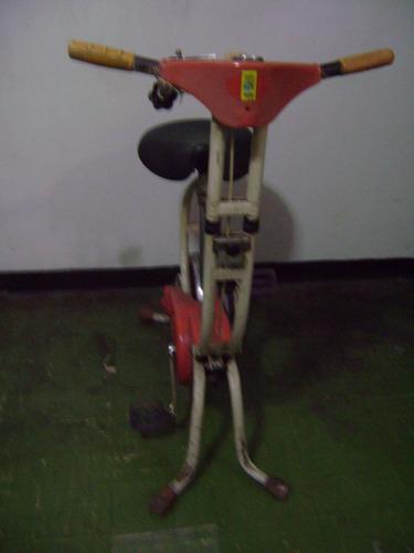 bicicleta para ejercicios (movible) de segunda mano