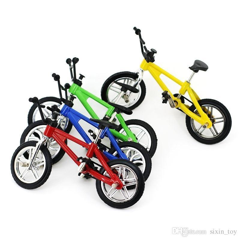 Trucos Juguete Mundo Color Bicicleta De Blanca Para Hacer Y7gf6yb