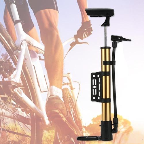 bicicleta para inflador