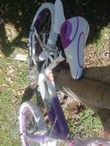 bicicleta para niña  16,