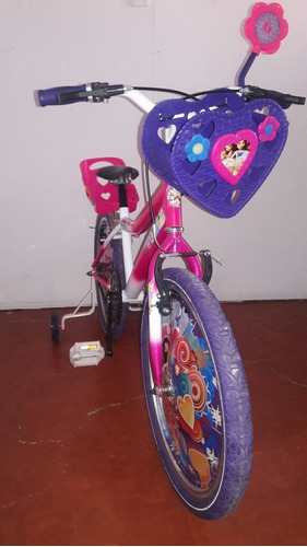 bicicleta para niña barata