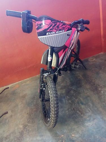 bicicleta para niña estilo benotto