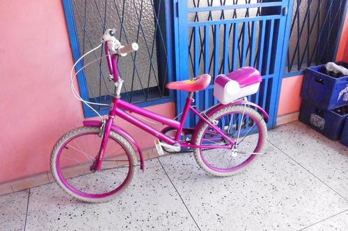 bicicleta para niña rin 20