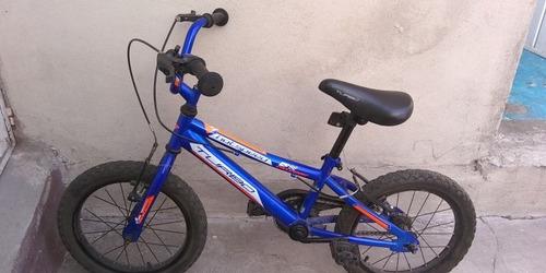 bicicleta para niño rodada 16