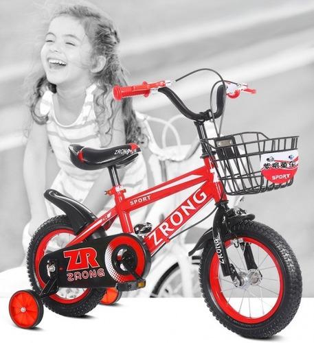 bicicleta para niños aro 12
