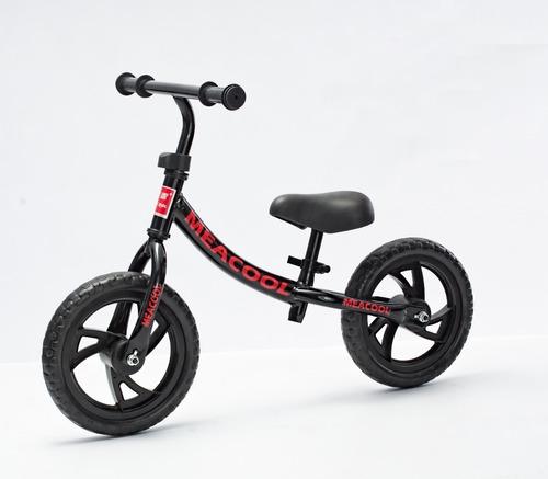 bicicleta para niños sin pedales bici