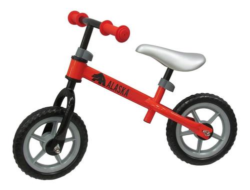 bicicleta para niños sin pedales en metal chiva bici