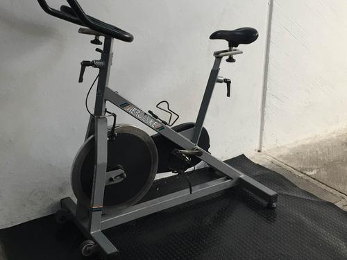 bicicleta para spinning profesional aerobike marca correa