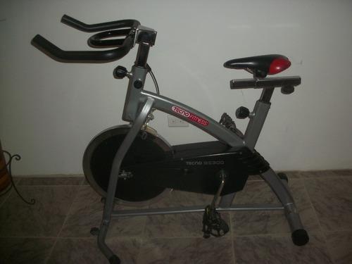 bicicleta para spinning tecno fitnes modelo bs300