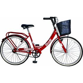 Bicicleta Paseo De Dama R 26 Necchi Cuestarriba