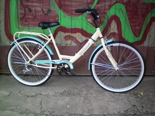 bicicleta paseo rod