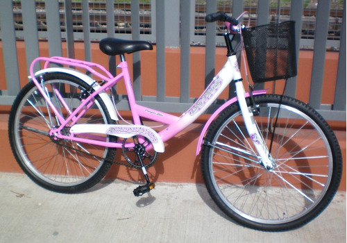 bicicleta paseo rodado 24