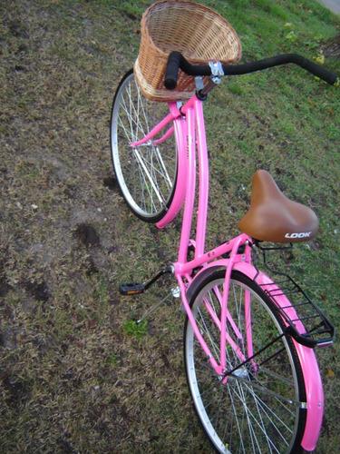 bicicleta paseo rodado