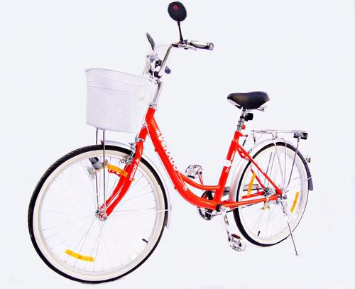 bicicleta paseo verado