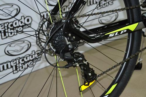 bicicleta peretti mtb slp 300 r29f/d t18 + envio gratis
