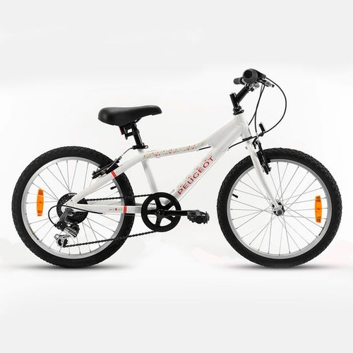 bicicleta peugeot cj01 r20 6 cambios nena