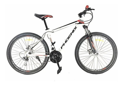 bicicleta phoenix ks800 mtb aluminio r26 - albanes