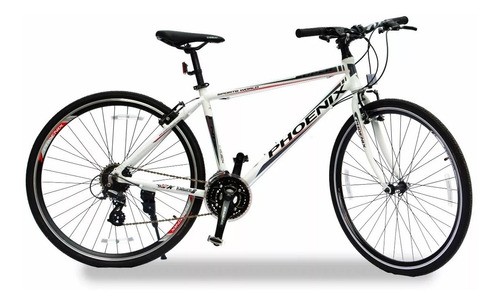 bicicleta phoenix sports world rodado 700c aluminio v-breake