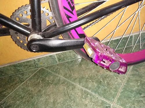 bicicleta piñón libre