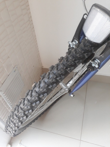 bicicleta pioneer poco uso rodado 24
