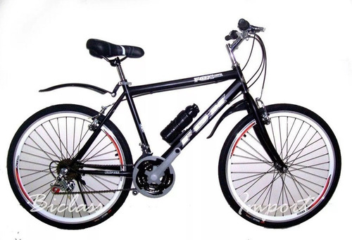 bicicleta pistera  ultra liviana 18 v componentes taiwan