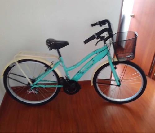 bicicleta playera bernalli