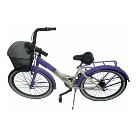 Bicicleta Playera Bernalli Rin 26 18 Cambios Tipo Moto + Env