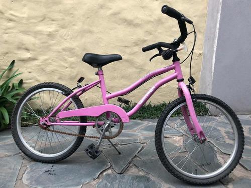 bicicleta playera de nena. r 20, en muy buenas condiciones.