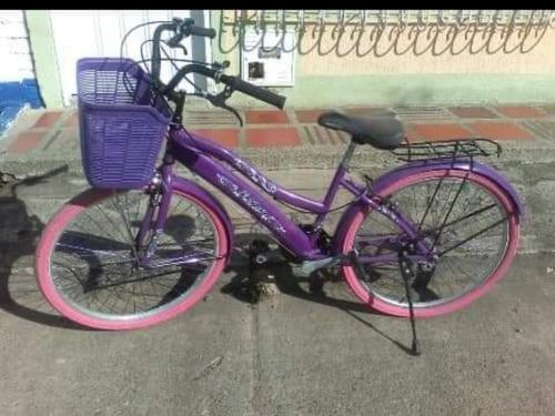 bicicleta playera grande