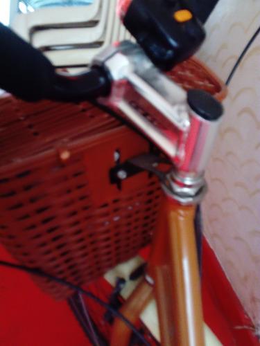 bicicleta playera muy poco uso