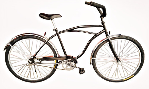 bicicleta playera rod