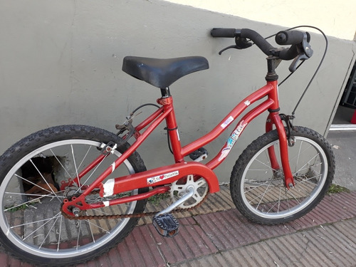 bicicleta playera rodado 16