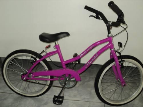 2990ab73499 Bicicleta Playera Rodado 20 Para Niñas De ( 6 A 8 Años) - $ 6.600,00 ...