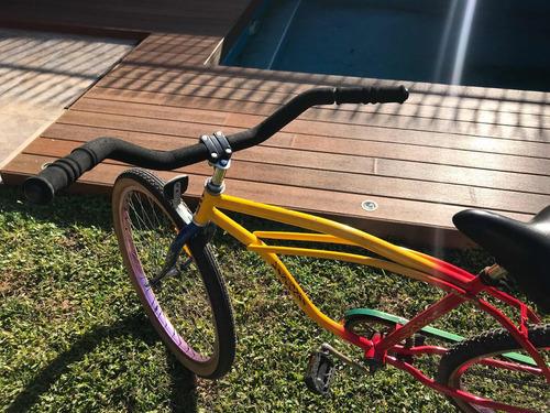 bicicleta playera rodado
