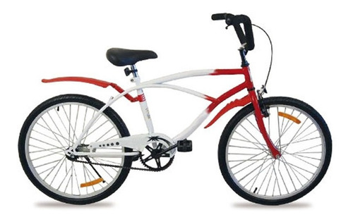 bicicleta playera tyrrell rodado 24 b-8134