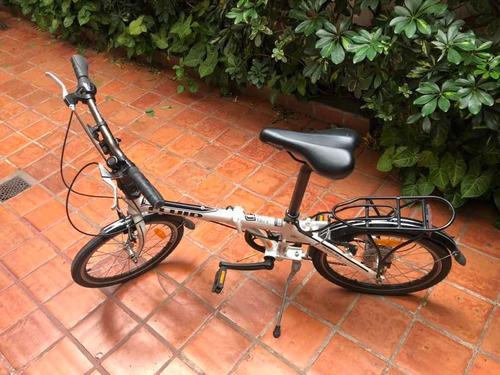 bicicleta pleg