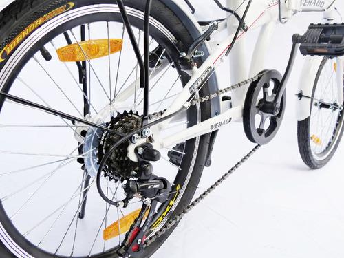 bicicleta plegable adultos