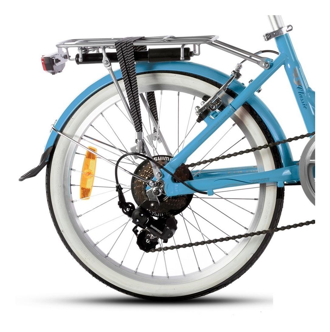 Classic Funda para Bicicleta Color Gris