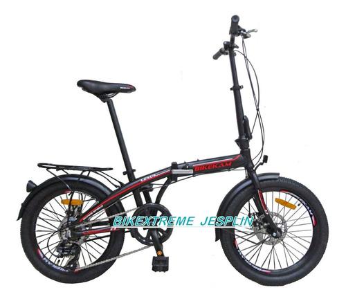 bicicleta plegable de aluminio ¡nuevas