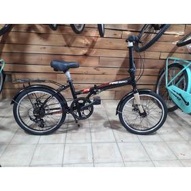 Bicicleta Plegable Rodado 20 . Dagnino Bikes