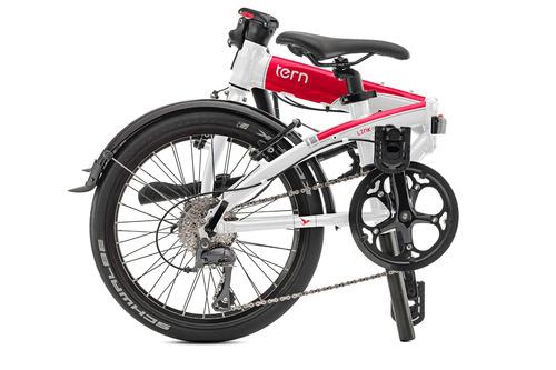 bicicleta plegable rodado