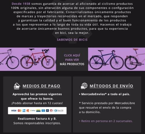 bicicleta plegable tern link b7 r20 // envio gratis.