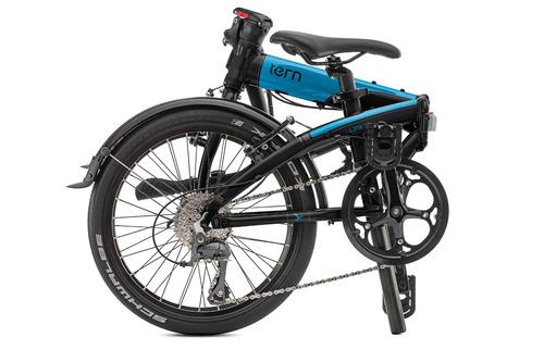 bicicleta plegable tern link n8 rodado 20